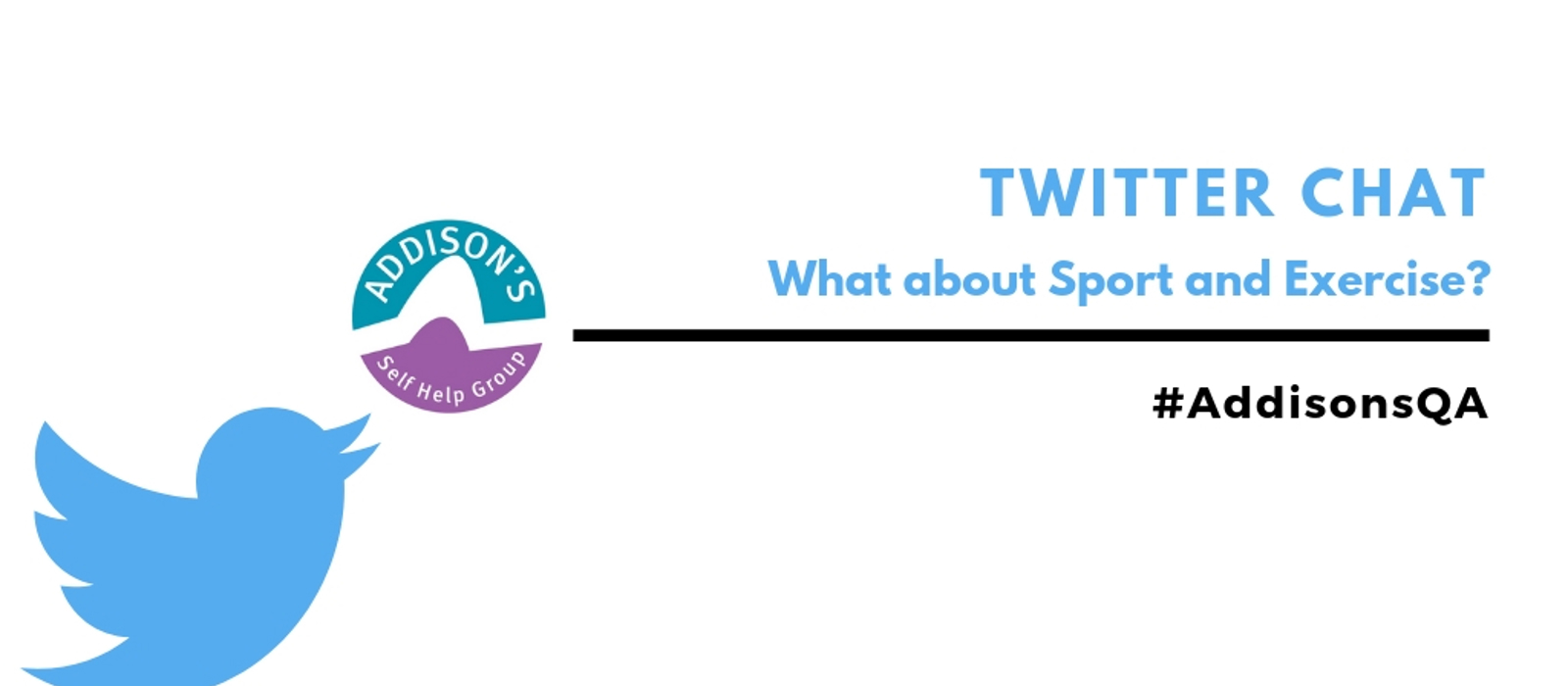 Twitter Chat – What About Sport and Exercise? - 26/08/2019