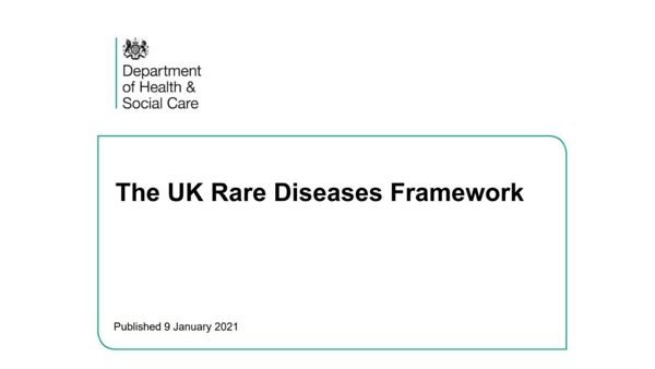 New UK Rare Diseases Framework launched